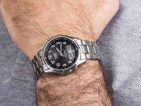 zegarek Casio LCW-M100TSE-1A2ER srebrny Radio Controlled