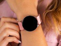 Garett 5903246286335 Smartwatch Garett Lady Bella różowy zegarek sportowy Damskie