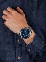 Zegarek srebrny sportowy Invicta Pro Diver 30055 bransoleta - duże 5
