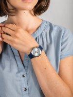 Zegarek srebrny sportowy Nautica Pasek NAPLBC001 pasek - duże 5