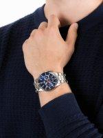 zegarek Orient RA-KV0002L10B męski z chronograf Sports