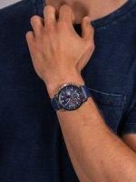 Zegarek srebrny sportowy Pulsar Sport PZ6031X1 pasek - duże 5