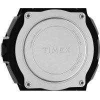 Zegarek srebrny sportowy Timex Expedition TW4B18200 pasek - duże 5