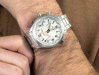 Timex TW2R43400 World Time IQ zegarek sportowy Intelligent Quartz