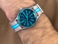 Zegarek srebrny Timex MK1 TW2T25300 pasek - duże 6