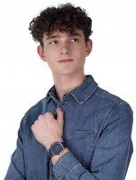 zegarek Strand S708GMVLSL różowe złoto Irving