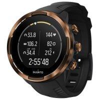 Suunto SS050255000 zegarek czarny sportowy Suunto 9 pasek