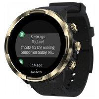 Suunto SS050256000 zegarek czarny sportowy Suunto 9 pasek