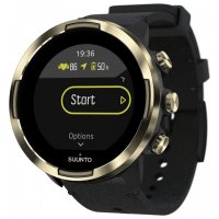 zegarek Suunto SS050256000 kwarcowy męski Suunto 9 Suunto 9 Baro Gold