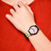 zegarek Swatch GZ350 bezbarwny Originals