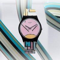 zegarek Swatch GZ350 kwarcowy damski Originals