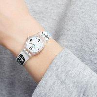 zegarek Swatch LW171 niebieski Originals Lady