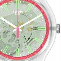 zegarek Swatch SVIK103-5300 bezbarwny Originals New Gent