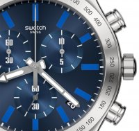 zegarek Swatch YVS478 kwarcowy męski Irony