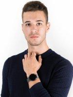 Zegarek szary fashion/modowy Skagen Falster SKT5200 bransoleta - duże 4