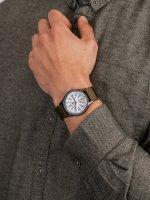 Zegarek szary fashion/modowy Timex MK1 TW2R37600 pasek - duże 5
