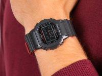 G-Shock DW-5600HR-1ER BLACK AND RED HERITAGE zegarek sportowy G-SHOCK Original