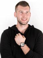 Zegarek szary sportowy Casio ProTrek PRW-50Y-1BER pasek - duże 4