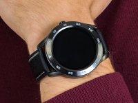 Zegarek szary sportowy Lotus Smartime L50011-1 bransoleta - duże 6
