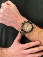 Zegarek szary sportowy Timex Allied TW2T76500 pasek - duże 5