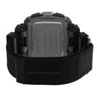 Zegarek szary sportowy Timex Command TW5M28500 pasek - duże 8