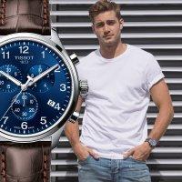 zegarek Tissot T116.617.16.047.00 CHRONO XL Chrono XL szafirowe