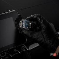 zegarek Tissot T123.427.16.051.00 ALPINE ON BOARD AUTOMATIC CHRONOGRAPH Alpine szafirowe