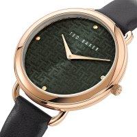 Ted Baker BKPHTF905 zegarek różowe złoto klasyczny pasek pasek