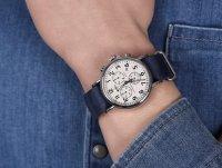 zegarek Timex TW2P62100 Weekender Classic Chrono Oversized męski z chronograf Weekender