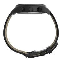 Timex TW2T73000 zegarek czarny sportowy Expedition pasek