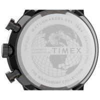 Timex TW2U04900 zegarek szary sportowy Waterbury pasek