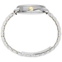 Timex TW2U13800 zegarek srebrny klasyczny Standard bransoleta