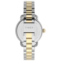 zegarek Timex TW2U13800 srebrny Standard