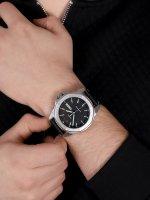 zegarek Timex TW2U14900 srebrny Essex Avenue
