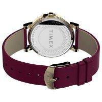 zegarek Timex TW2U19200 złoty Full Bloom