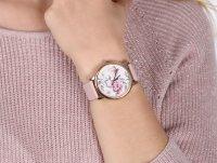 zegarek Timex TW2U19300 złoty Full Bloom