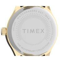 Timex TW2U23200 zegarek złoty klasyczny Waterbury bransoleta