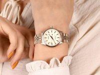 zegarek Timex TW2U23300 różowe złoto Waterbury