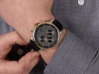 zegarek Timex TW2U39100 srebrny Chicago