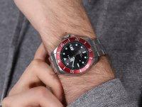 zegarek Timex TW2U41700 srebrny Harborside