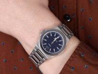 zegarek Timex TW2U42400 srebrny Essex Avenue