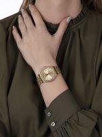 zegarek Timex TW2U53800 złoty Waterbury
