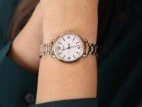 zegarek Timex TW2U60700 różowe złoto Standard