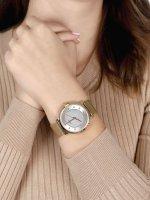 zegarek Timex TW2U67100 złoty Celestial Opulence