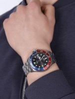 zegarek Timex TW2U71900 srebrny Harborside