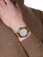 zegarek Timex TW4B06500 szary Expedition