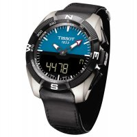 Tissot T091.420.46.041.00 zegarek męski T-TOUCH EXPERT SOLAR
