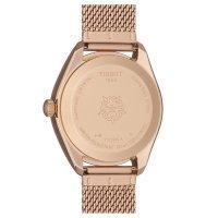 Tissot T101.910.33.151.00 zegarek różowe złoto klasyczny PR 100 bransoleta