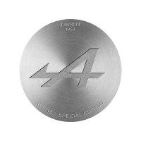 Tissot T123.610.16.057.00 męski zegarek Alpine pasek