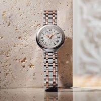 zegarek Tissot T126.010.22.013.01 różowe złoto Bellissima
